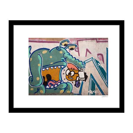"""Dexter Graffiti (14""""W x 18""""H x 4""""D)"""