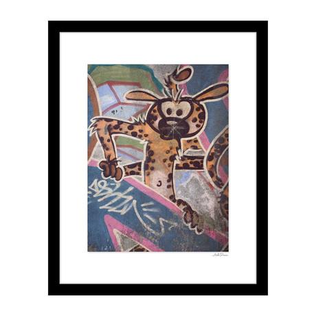 """Wild Graffiti (14""""W x 18""""H x 4""""D)"""