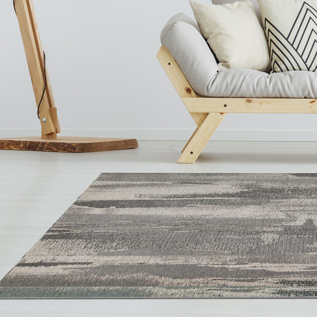 Canyon Rug (Gray)