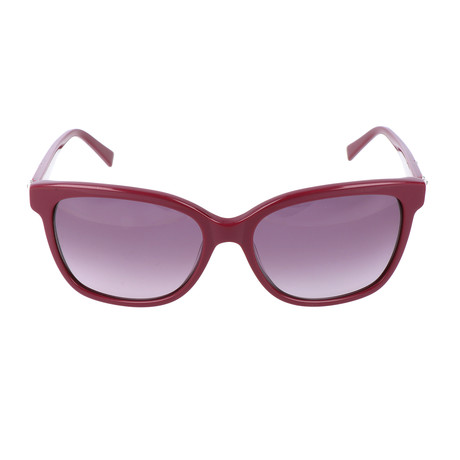 Pierre Cardin Women's Sunglasses // 8432 // Burgundy