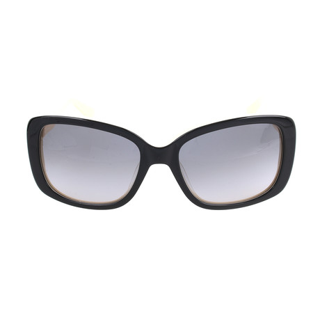 Pierre Cardin Women's Sunglasses // 8390 // Black Cream