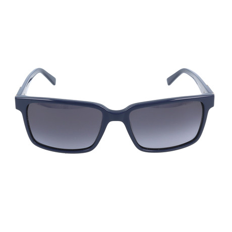 Pierre Cardin Men's Sunglasses // 6176 // Blue Havana