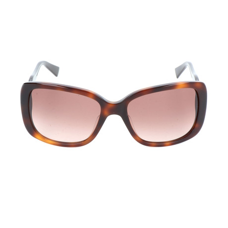 Pierre Cardin Women's Sunglasses // 8390 // Havana Brown