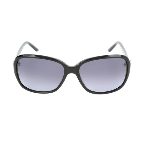 Pierre Cardin Women's Sunglasses // 8398 // Black
