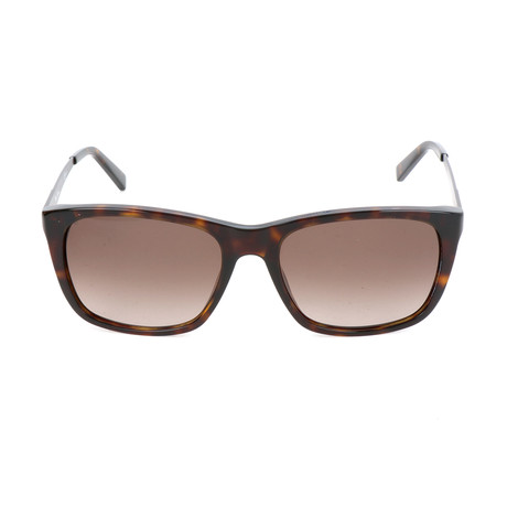 Pierre Cardin Men's Sunglasses // 6169 // Dark Havana + Brown Chocolate