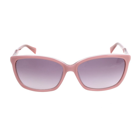 Pierre Cardin Women's Sunglasses // 8400 // Rose Crystal