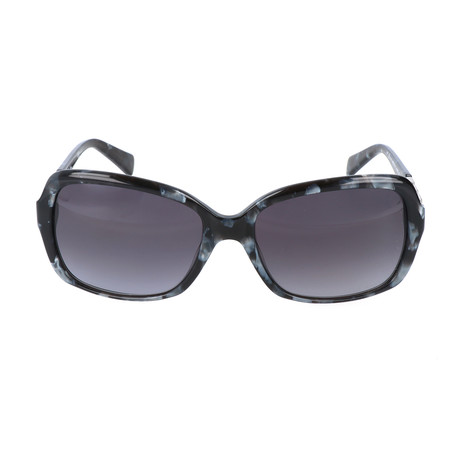 Pierre Cardin Women's Sunglasses // 8421 // Havana Black
