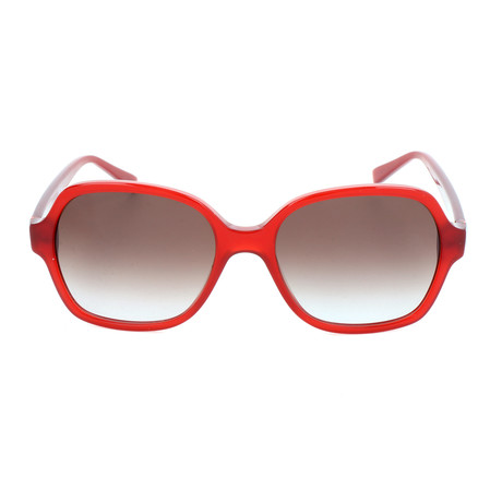 Pierre Cardin Women's Sunglasses // 8449 // Red
