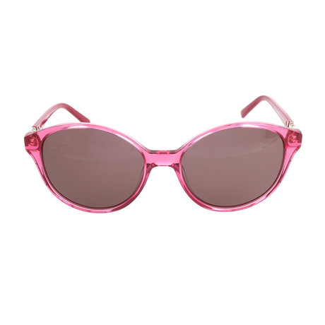 Pierre Cardin Women's Sunglasses // 8443 // Fuchsia
