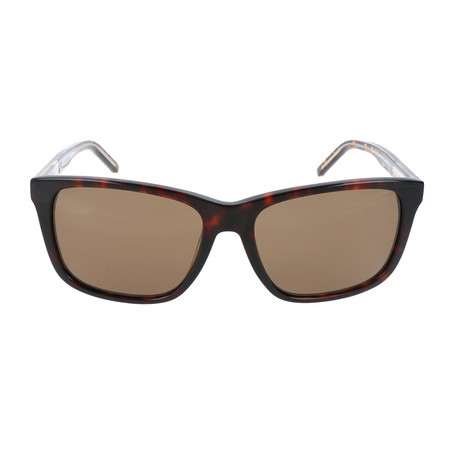 Pierre Cardin Men's Sunglasses // 6171 // Havana Crystal