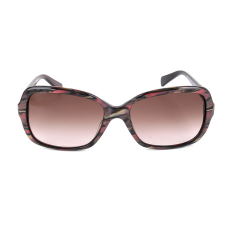 Pierre Cardin Women's Sunglasses // 8421 // Burgundy Fantasy