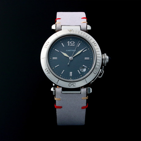 Cartier Pasha Date Automatic // 2475 // Pre-Owned