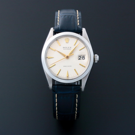 Rolex Oysterdate Manual Wind // 6694 // 900 Thousand Serial // Pre-Owned