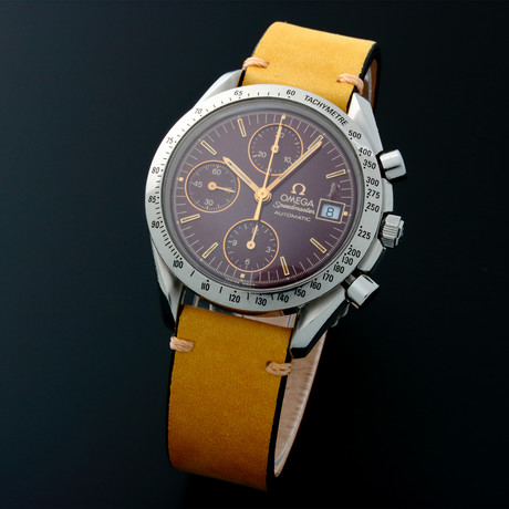 Omega Speedmaster Date Chronograph Automatic // 38117 // Pre-Owned