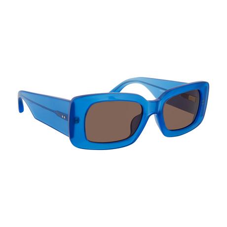 DVN137C2SUN // BLUE + SILVER + BROWN