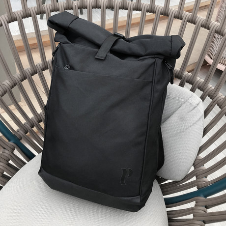 Swedish Posture Vertical Backpack