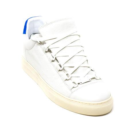 Balenciaga // Sneakers // White + Blue (Euro: 39)