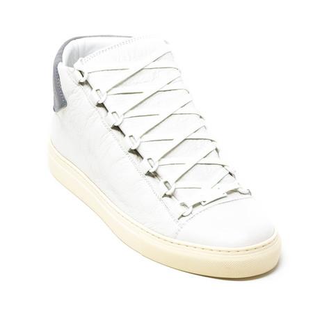 Balenciaga // Sneakers // White + Gray (Euro: 39)