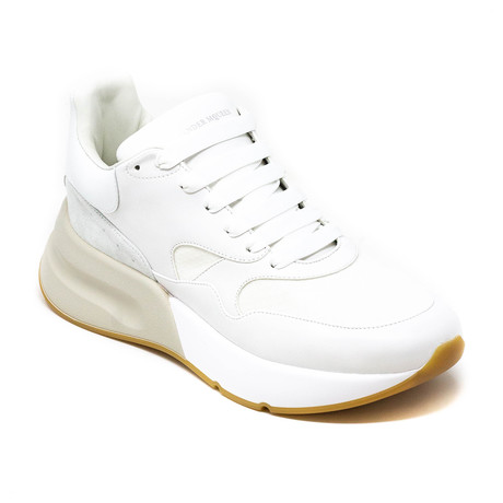 Alexander Mcqueen // Sneakers V2 // White (Euro: 39)
