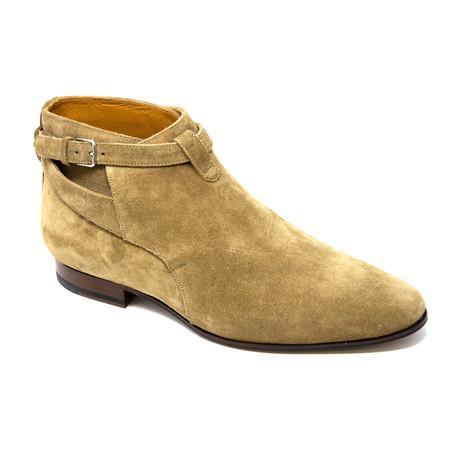 Yves Saint Laurent // Boots V1 // Light Brown (Euro: 39)