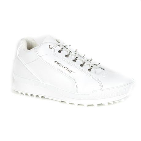 Yves Saint Laurent // Chunk Sneakers // White (Euro: 39)