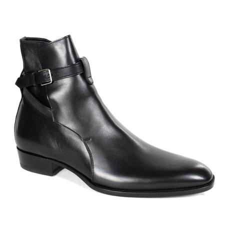 Yves Saint Laurent // Boots V2 // Black (Euro: 39)