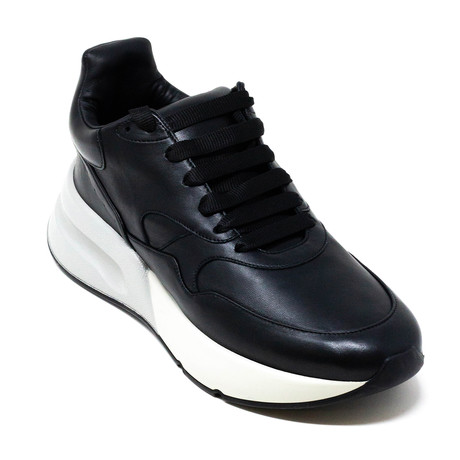 Alexander Mcqueen // Sneakers V3 // Black (Euro: 39)