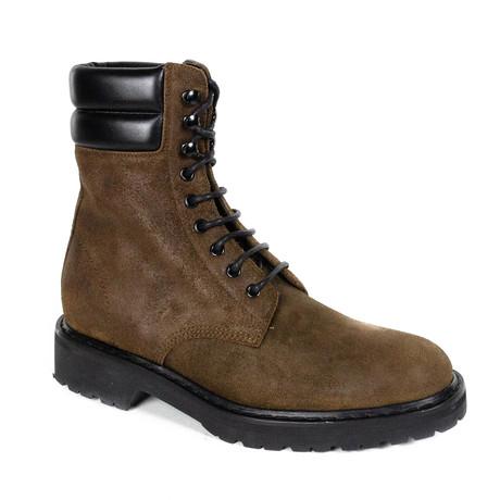 Yves Saint Laurent // Boots // Dark Brown (Euro: 39)