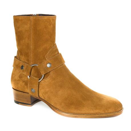 Yves Saint Laurent // Boots V2// Light Brown (Euro: 39)