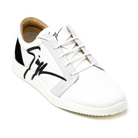 Giuseppe Zanotti // Sneakers // White (Euro: 39)
