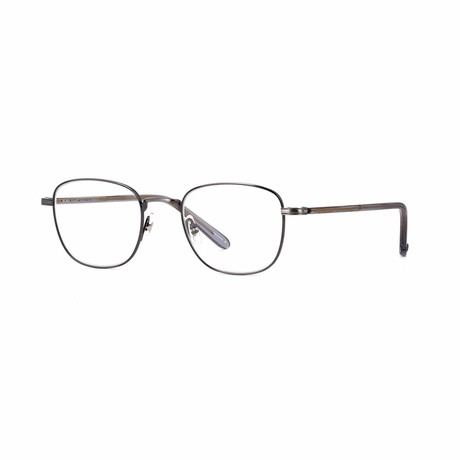 Garfield Square Eyeglasses // Gray