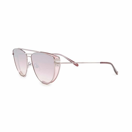 Zephyr Aviator Sunglasses // Purple