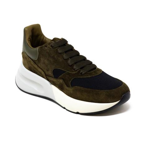 Alexander Mcqueen // Sneakers V2 // Black (Euro: 39)