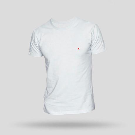 Basic T-Shirt // White (S)