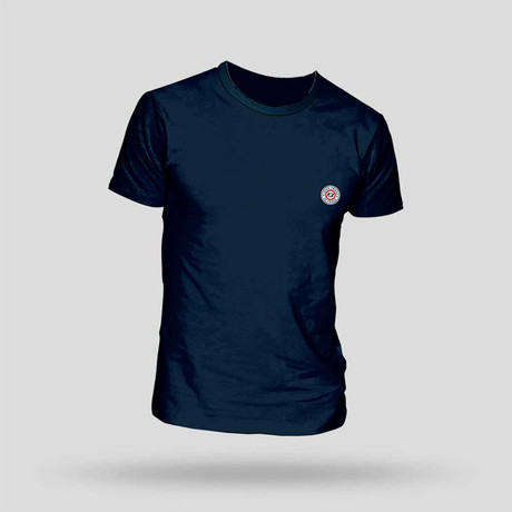Martin T-Shirt // Navy (S)