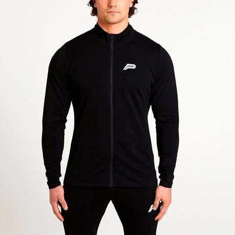 Lightweight City Jacket // Black (S)