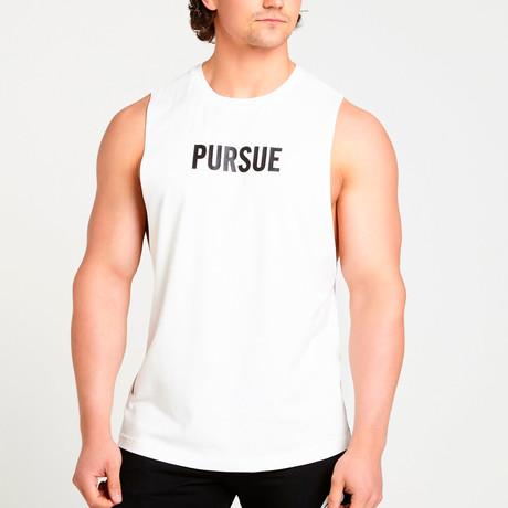 Pursue EST.2013 Vest // White (S)