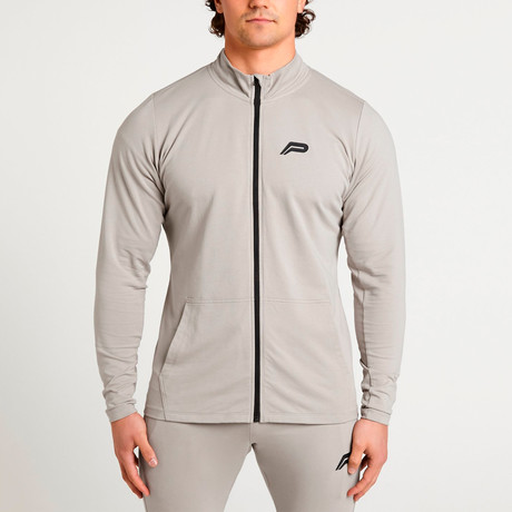 Lightweight City Jacket // Stone Gray (S)