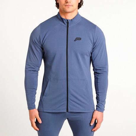 Lightweight City Jacket // Washed Blue (S)
