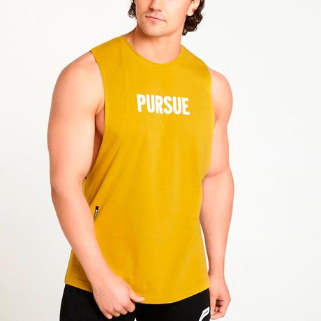 Pursue EST.2013 Vest // Mustard (S)