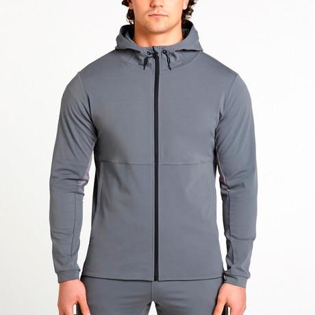 The All-Season Jacket // Dark Gray (S)
