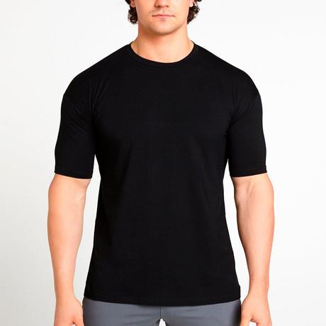 ULTRA Lifestyle Training T-Shirt // Black (S)
