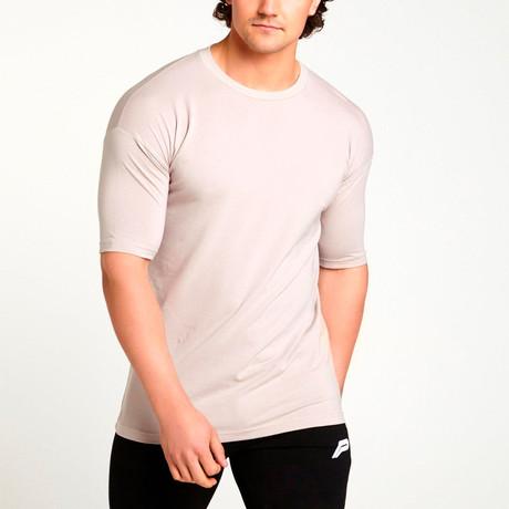 ULTRA Lifestyle Training T-Shirt // Light Gray (S)