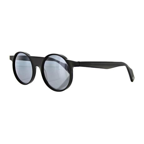 Unisex YY-5014-069 Round Sunglasses // Matte Black