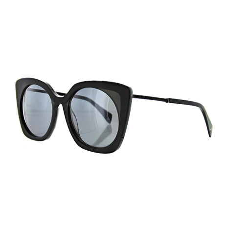 Women's YY-5018-002 Cat Eye Sunglasses // Black