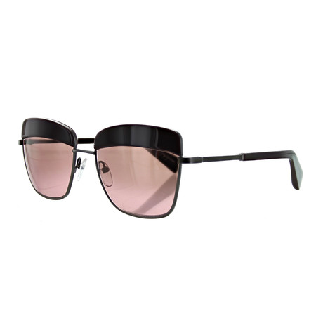 Unisex YY-7003-216 Square Sunglasses // Wine