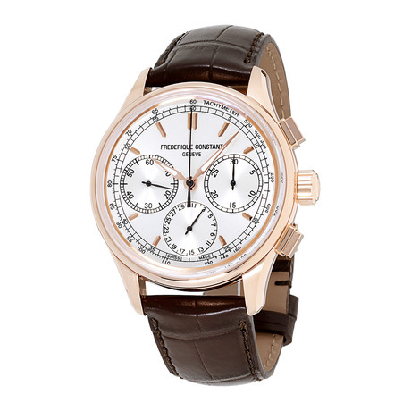 Frederique Constant Flyback Chronograph Automatic // FC-760V4H4