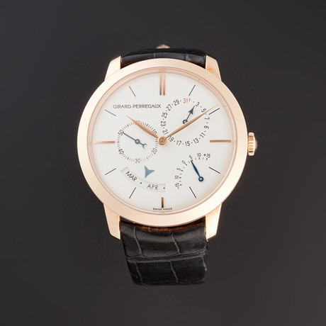 Girard Perregaux RG 1966 Equation of Time Automatic // 49538-52-131-BK6A // Pre-Owned