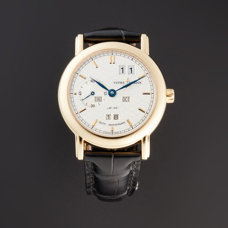 Ulysse Nardin Ludwig Perpetual Calendar Automatic // 331-22 // Pre-Owned