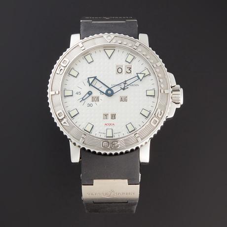 Ulysse Nardin Marine Acqua Perpetual Automatic // 333-88 // Pre-Owned